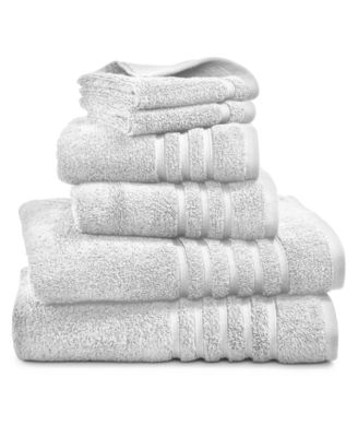 Ultimate MicroCotton® 6-Pc. Towel Set, Created for Macy's