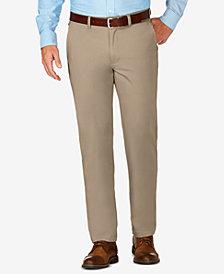 J.M. Haggar Men's Slim-Fit Luxury Comfort Casual Pants