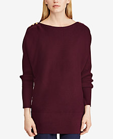 Ralph Lauren Petite Relaxed Fit Sweater