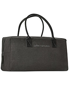Receive a Complimentary Weekender Bag with any large spray purchase from the John Varvatos fragrance collection