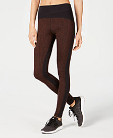 adidas Jacquard Leggings