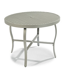 "Home Styles South Beach Round Outdoor 48"" Dining Table"