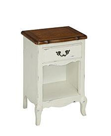 Prescott 6 Drawer Dresser and Mirror