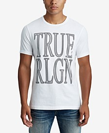 Men's Crafted Chain Logo T-Shirt