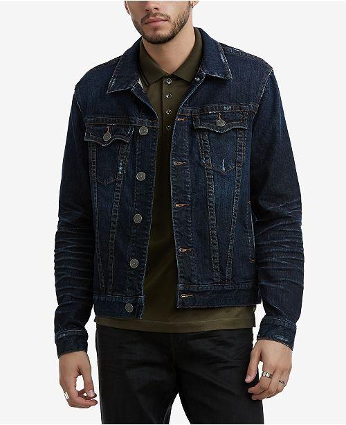 True Religion Men's Danny Denim Jacket