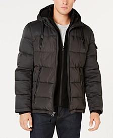 Men's Hooded Puffer Jacket