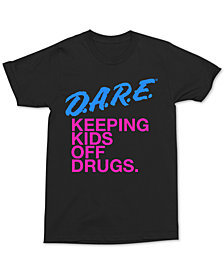 D.A.R.E Men's Graphic T-Shirt