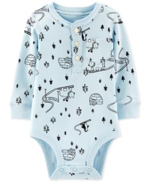 Carter's Baby Boys Ski-Print...