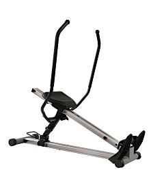 Sunny Health & Fitness Incline Slide Rower