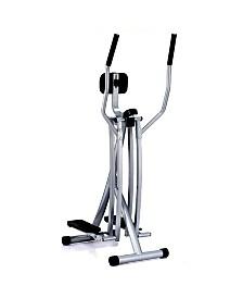 Sunny Health & Fitness SF-E902 Air Walk Trainer Glider w/ LCD Monitor