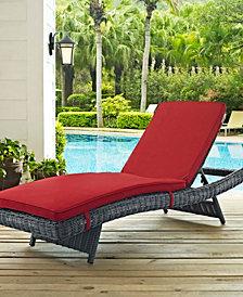 Summon Outdoor Patio Sunbrella® Chaise