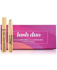 Grande Cosmetics 2-Pc. Lash Duo Gift Set