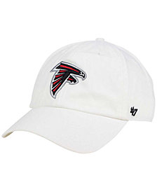'47 Brand Atlanta Falcons CLEAN UP Strapback Cap