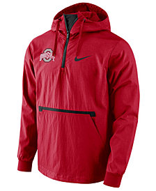 Nike Men's Ohio State Buckeyes Packable Woven Jacket