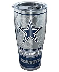 Dallas Cowboys 30oz Edge Stainless Steel Tumbler