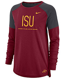 Nike Women's Iowa State Cyclones Tailgate Long Sleeve T-Shirt