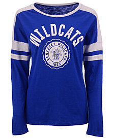 Top of the World Women's Kentucky Wildcats Varsity Long Sleeve T-Shirt