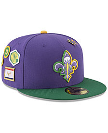 New Era New Orleans Pelicans City On-Court 59FIFTY FITTED Cap