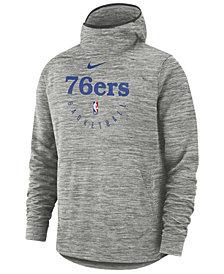 Nike Men's Philadelphia 76ers Spotlight Pullover Hoodie