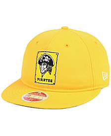 New Era Pittsburgh Pirates Heritage Retro Classic 59FIFTY FITTED Cap