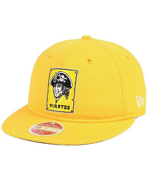 2e76626eb Pittsburgh Pirates Heritage Retro Classic 59FIFTY FITTED Cap