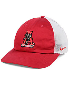 Nike Alabama Crimson Tide H86 Trucker Snapback Cap