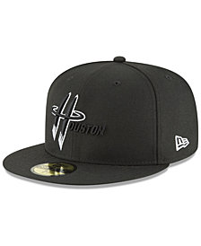 New Era Houston Rockets Combo Logo 59FIFTY FITTED Cap