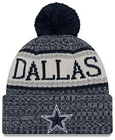 New Era Boys' Dallas Cowboys Sport Knit