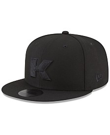 New Era Sacramento Kings Alpha Triple Black 59FIFTY FITTED Cap