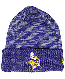 New Era Boys' Minnesota Vikings Touchdown Knit Hat