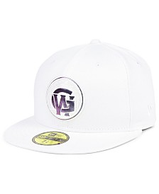 New Era Golden State Warriors Iridescent Combo 59FIFTY FITTED Cap