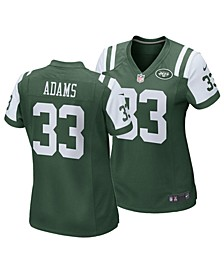 Women's Jamal Adams New York Jets Game Jersey