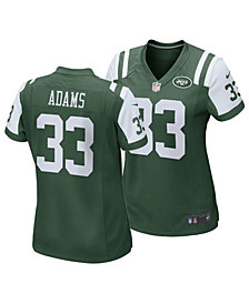 Nike Women's Jamal Adams New York Jets Game Jersey