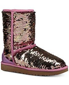 UGG® Women's Classic Short Sequin Boots