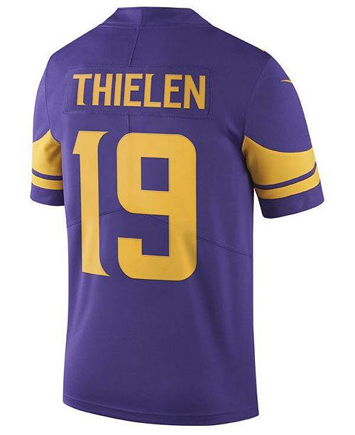 2893c501d ... Nike Men s Adam Thielen Minnesota Vikings Limited Color Rush Jersey ...