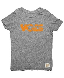 Tennessee Volunteers Tri-Blend T-Shirt, Toddler Boys (2T-4T)