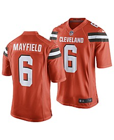 Men's Baker Mayfield Cleveland Browns Game Jersey