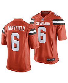 Nike Men's Baker Mayfield Cleveland Browns Game Jersey