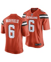 f59bb44cd Nike Men s Baker Mayfield Cleveland Browns Game Jersey