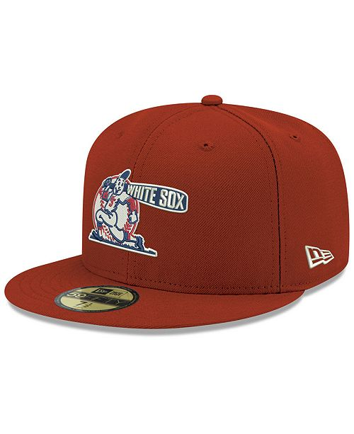 f35954b3b87 New Era. Chicago White Sox Retro Stock 59FIFTY FITTED Cap. Be the first to  Write a Review. main image  main image ...