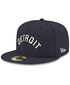 New Era Detroit Tigers Retro Stock 59FIFTY FITTED Cap
