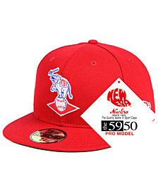 New Era Kansas City Athletics Retro Stock 59FIFTY FITTED Cap