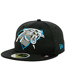 New Era Carolina Panthers State Flag Reflective 59FIFTY FITTED Cap