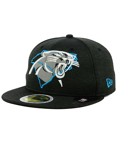 ... New Era Carolina Panthers State Flag Reflective 59FIFTY FITTED Cap ... a0173b8c4