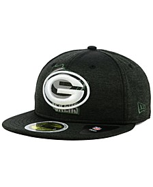 Green Bay Packers State Flag Reflective 59FIFTY FITTED Cap