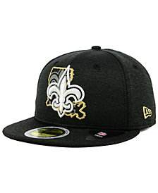 New Era New Orleans Saints State Flag Reflective 59FIFTY FITTED Cap