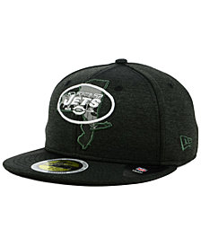 New Era New York Jets State Flag Reflective 59FIFTY FITTED Cap