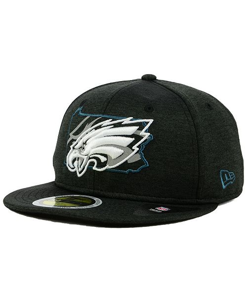 New Era Philadelphia Eagles State Flag Reflective 59FIFTY FITTED Cap