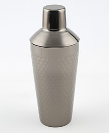 CLOSEOUT! Faceted Cocktail Shaker