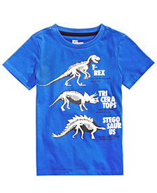 Epic Threads Toddler Boys Dino Species T-Shirt, Created for Macy's